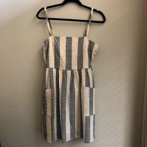 Nordstrom BP striped dress